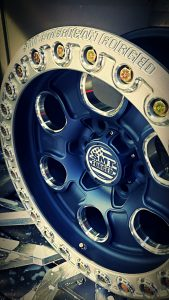SMT American Forged Off Road Wheel RS3 Navy Blue