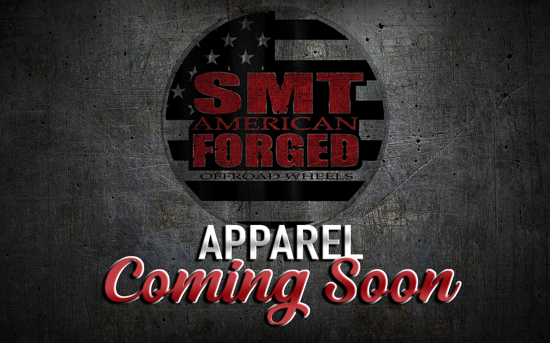 Coming Apparel banner