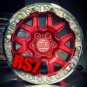 SMT American Forged Off Road Wheels RS7