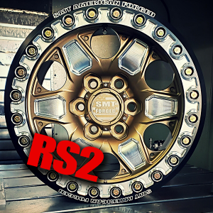 SMT American Forged Off Road Wheels RS2