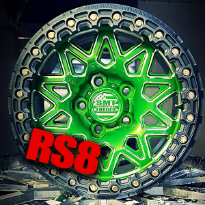 SMT American Forged Off Road Wheels RS8
