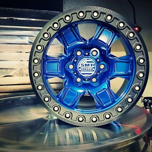 SMT American forged Off Road jeep and truck wheels rs1