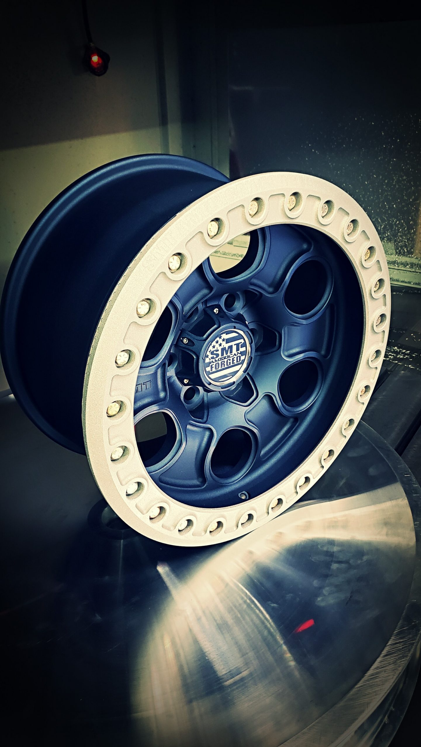rs-2_beadlock_side_120_custom_blue_gray_powdercoat_smt_american_forged_off_road_forged_aluminum_wheels